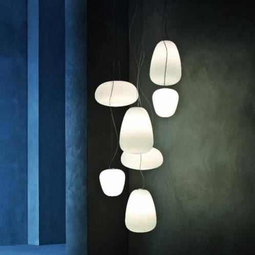 Rituals suspension en cascade Foscarini