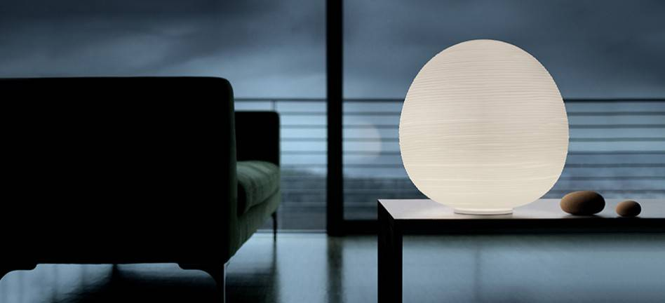 Rituals XL lampe de table Foscarini
