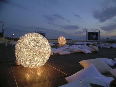 Catellani&Smith Fil de fer outdoor, Luminaire saint remi Bordeaux Arcachon